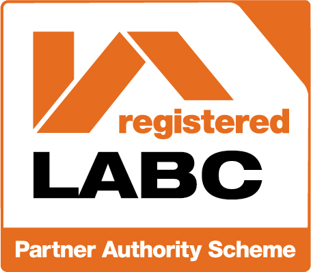 LABC Registered Logo Stormseal Windows SW