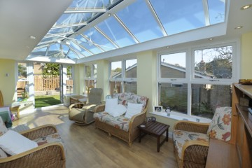 Interior Conservatory View Plymouth