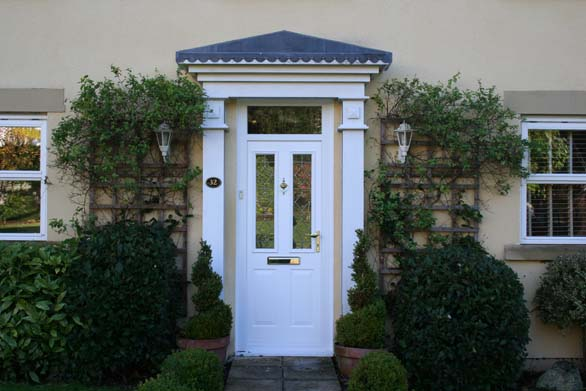 Composite doors plymouth