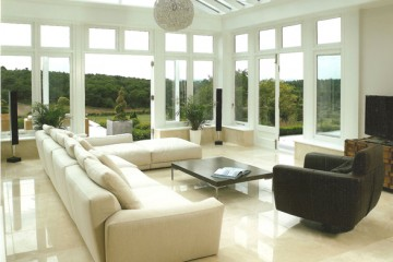 Conservatory Plymouth Interior