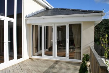 French doors Plymouth