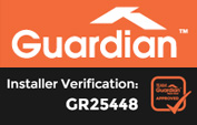 Guardian Roof Installer Certificate