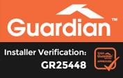 Guardian Roof Installer Certificate
