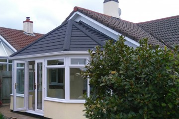 Guardian Warm Roof Conservatory Roofing Plymouth