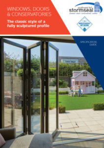 Stormseal Windows Plymouth Brochure Cover