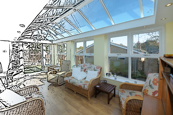 Free conservatory design plymouth