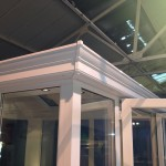Ultraframe Loggia Glazed Extension Edges