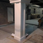 Ultraframe Loggia Glazed Extension pillars 2